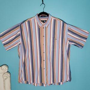 Xl true blue denimz by enro shirt